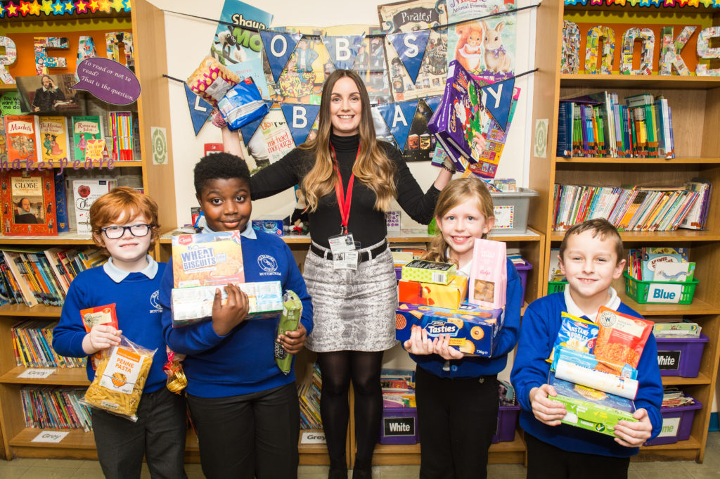 The Cornerhouse Gives Back To Nottingham Primary School